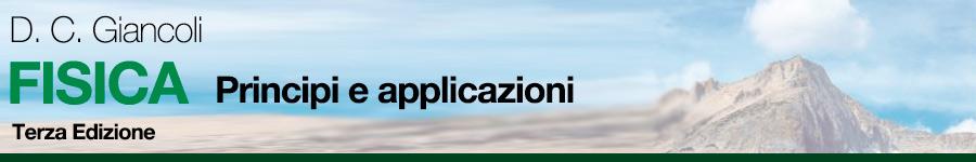 D. C. Giancoli, Fisica - Principi e applicazioni
