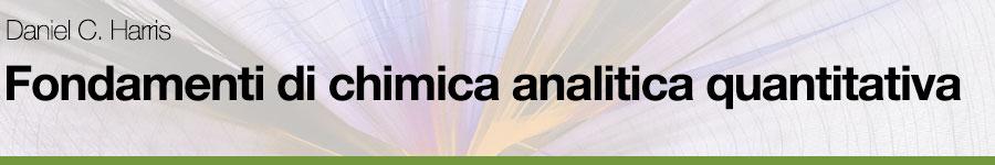 Harris, Fondamenti di chimica analitica quantitativa