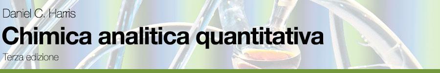 Harris, Chimica analitica quantitativa