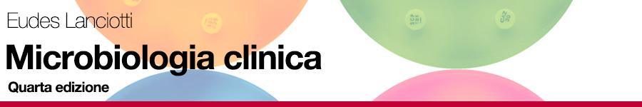 Eudes Lanciotti, Microbiologia clinica - IV edizione