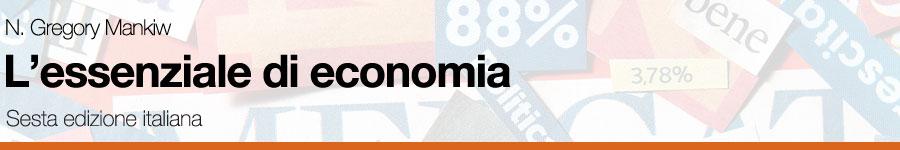N. Gregory Mankiw, L'essenziale di economia 6E