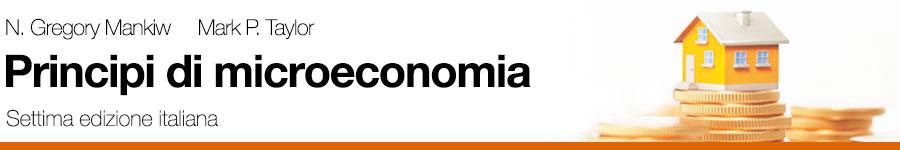 N. Gregory Mankiw, Mark P. Taylor, Principi di microeconomia