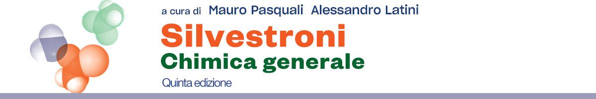 Paolo Silvestroni, Chimica generale 5E