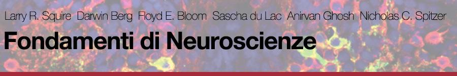 Larry R. Squire, Darwin Berg, Floyd E. Bloom, Sascha du Lac,  Anirvan Ghosh, Nicholas C. Spitzer, Fondamenti di Neuroscienze