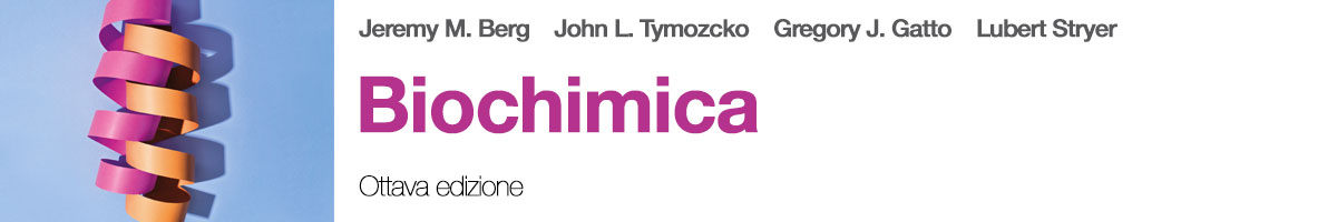 Berg, Tymozcko, Gatto, Stryer, Biochimica